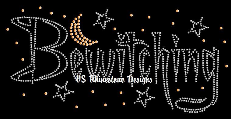 Bewitching Sequin Heat Transfer