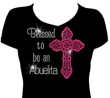 Blessed to be an Abuelita Tshirt