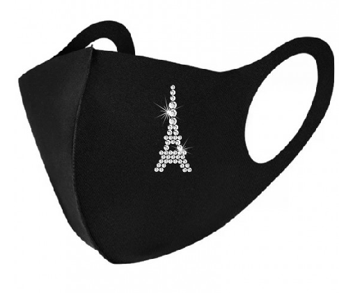 Face Mask - Eiffel Tower