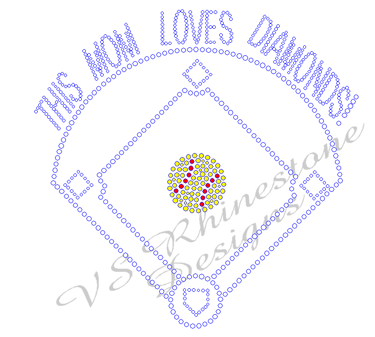 This Mom Loves Diamonds - Softball