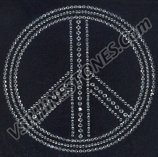 Peace Sign - Large - CLEARANCE